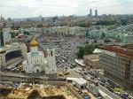 Работы по реконструкции площади Тверской заставы в Москве отложены до 2016 года