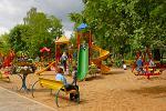 Депутаты намерены запретить строительство на детских площадках