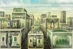 Валютные инвестиции в коммерческую недвижимость упали наполовину