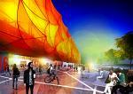 Строители отчитались о завершении первого этапа возведения нового стадиона в Калининграде